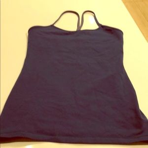 Lululemon sports top w/built in bra.